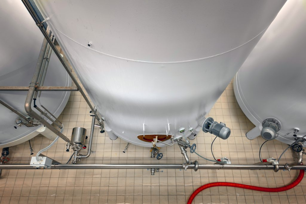 Picture of Pneumatic Conveying System
