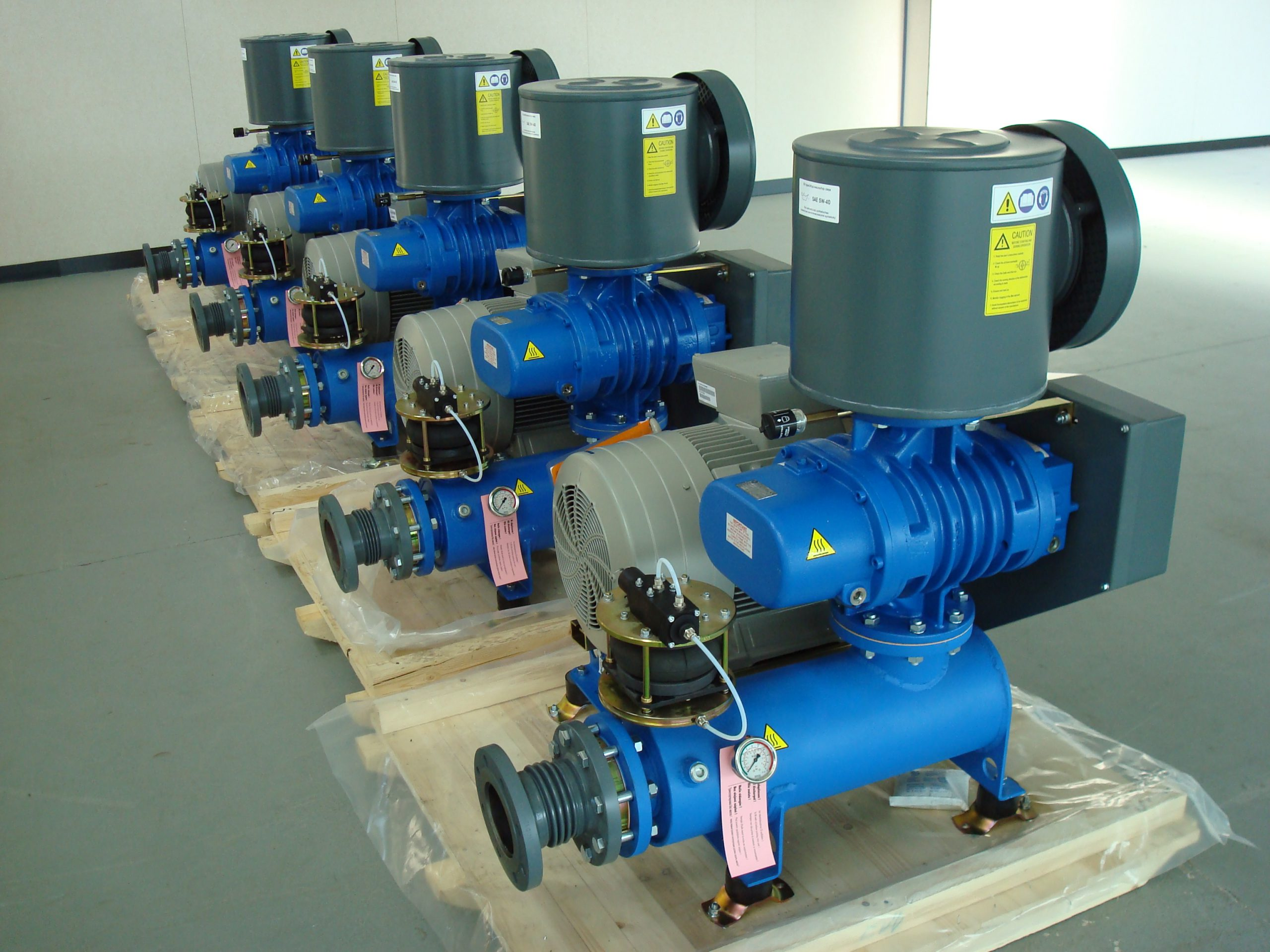 Set of HB Blowers